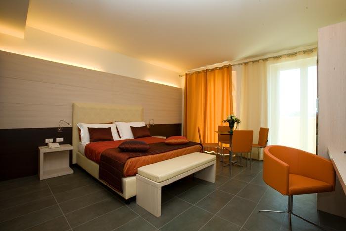 Hotel parco dei principi camera doppia grottammare for Modificare casa